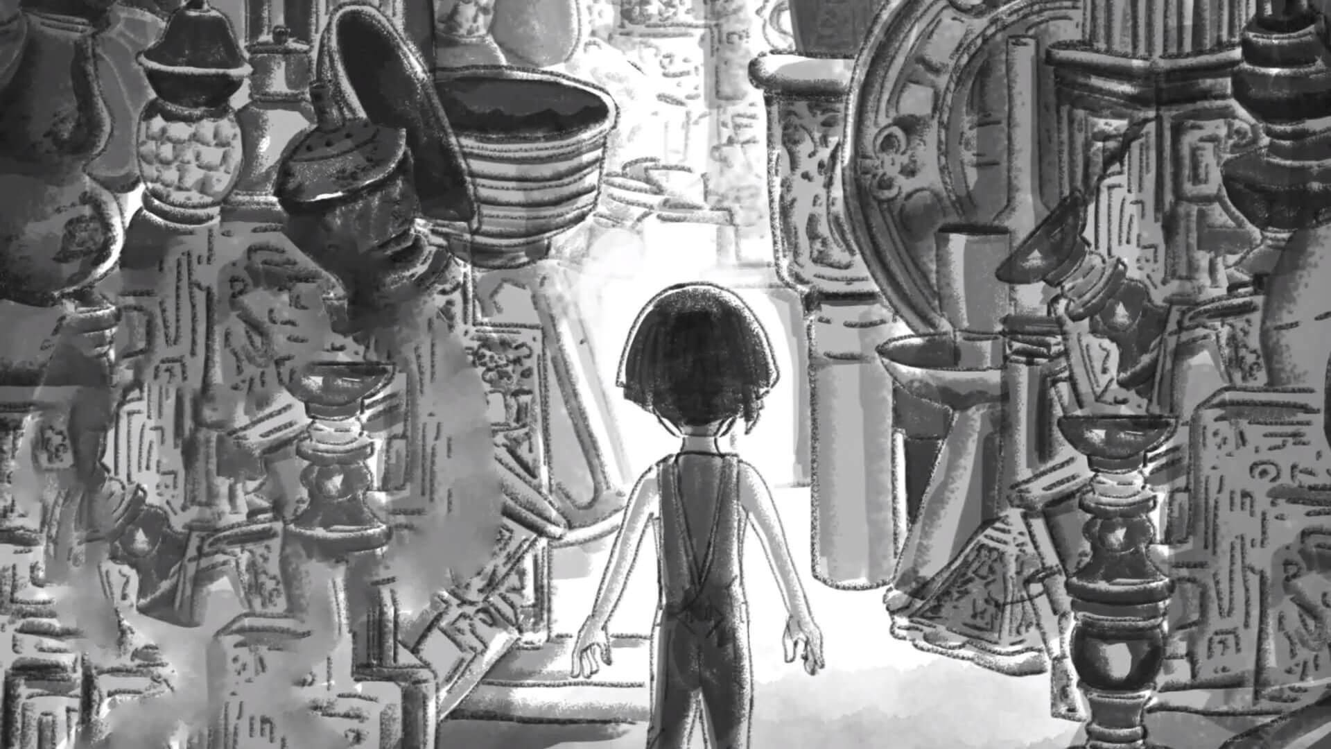 燈猴,妖怪,台灣妖怪故事,妖怪森林
