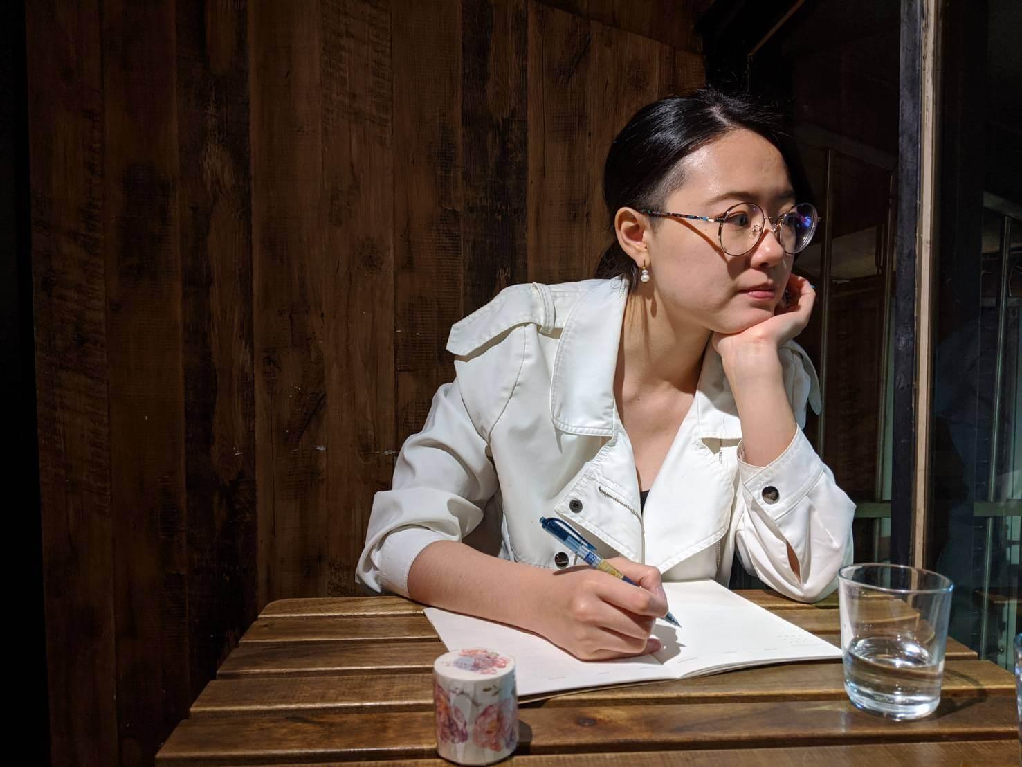 插畫家,陳力瑜,自己印