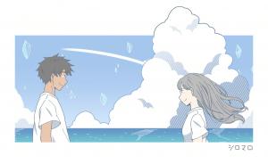 shiromaro,シロマロ,小白與直君